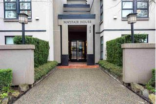 "Main Photo: 222 3769 W 7TH Avenue in Vancouver: Point Grey Condo for sale in ""MAYFAIR HOUSE"" (Vancouver West)  : MLS® # R2239953"