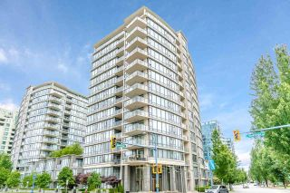 "Main Photo: 1002 7360 ELMBRIDGE Way in Richmond: Brighouse Condo for sale in ""FLO"" : MLS®# R2276170"
