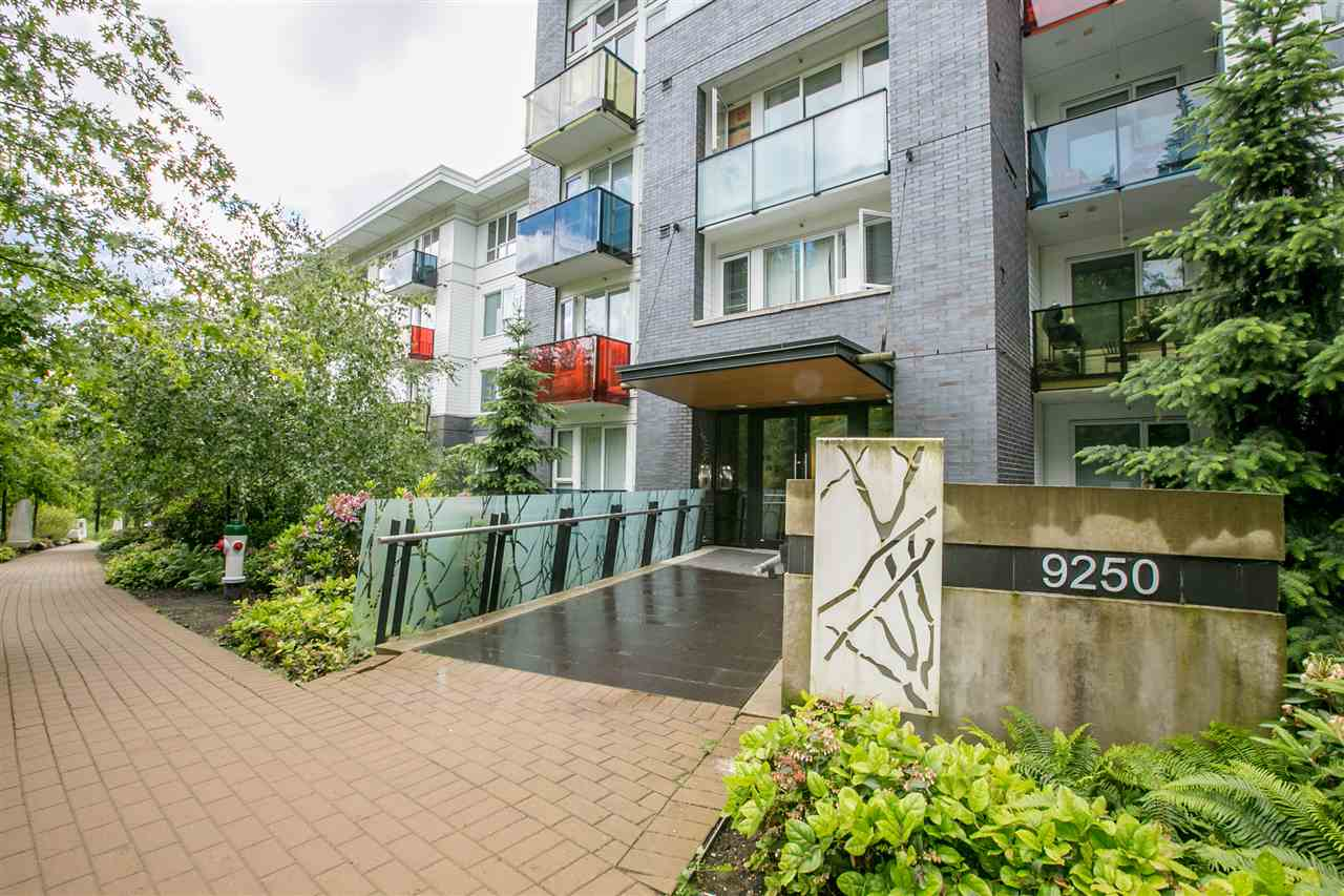 "Main Photo: 505 9250 UNIVERSITY HIGH Street in Burnaby: Simon Fraser Univer. Condo for sale in ""NEST"" (Burnaby North)  : MLS®# R2277580"