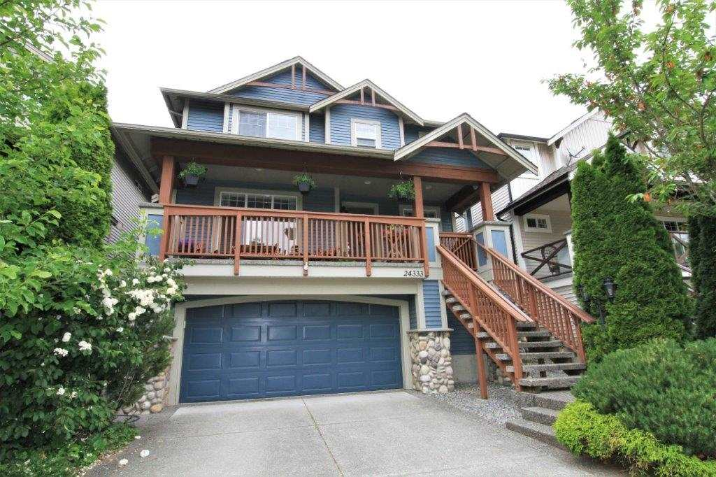 "Main Photo: 24333 103A Avenue in Maple Ridge: Albion House for sale in ""THE WOODS"" : MLS®# R2279457"