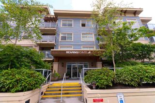 "Main Photo: 413 19936 56 Avenue in Langley: Langley City Condo for sale in ""BEARING POINTE"" : MLS®# R2279547"