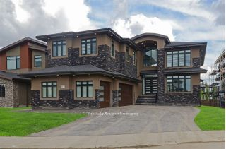 Main Photo: 919 WOOD Place in Edmonton: Zone 56 House for sale : MLS®# E4117347