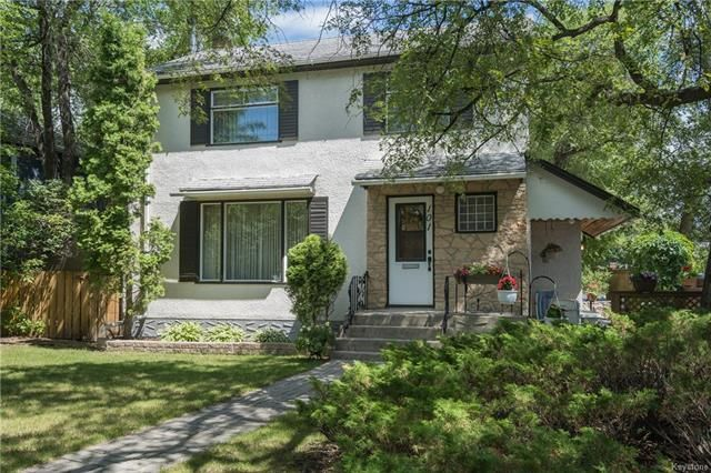 Main Photo: 101 Carpathia Road in Winnipeg: River Heights Residential for sale (1C)  : MLS®# 1818253