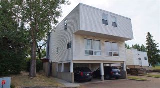 Main Photo: 8540 38A Avenue in Edmonton: Zone 29 Townhouse for sale : MLS®# E4119293