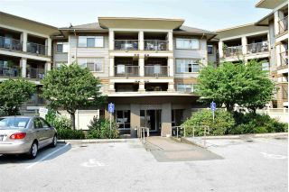 "Main Photo: 313 12248 224 Street in Maple Ridge: East Central Condo for sale in ""URBANO"" : MLS®# R2298299"