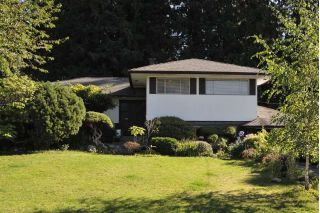 Main Photo: 3972 TRENTON Place in North Vancouver: Forest Hills NV House for sale : MLS®# R2298738