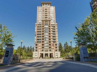 "Main Photo: 2302 6823 STATION HILL Drive in Burnaby: South Slope Condo for sale in ""BELVEDERE"" (Burnaby South)  : MLS®# R2308599"