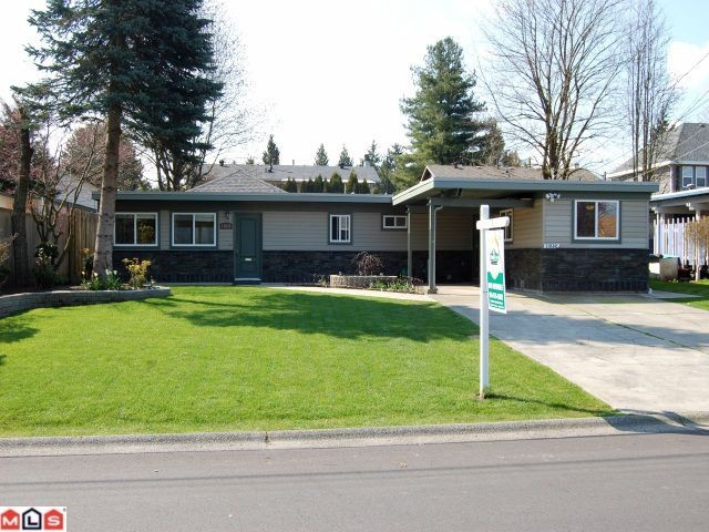 Main Photo: 11832 95A Avenue in Delta: Annieville House for sale (N. Delta)  : MLS® # F1110488