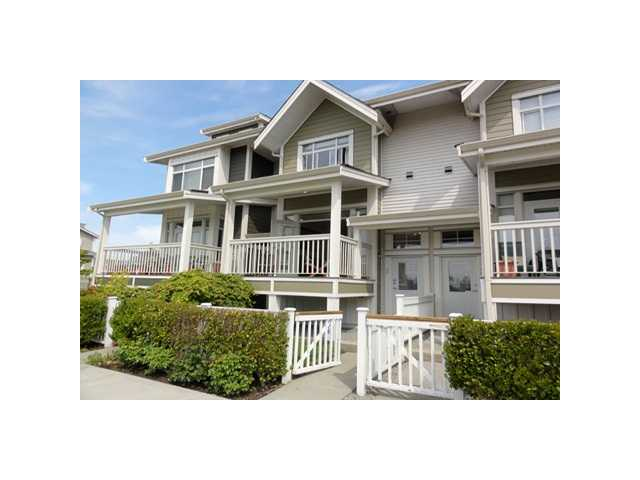 "Main Photo: 2 4311 BAYVIEW Street in Richmond: Steveston South Townhouse for sale in ""IMPERIAL LANDING"" : MLS® # V890156"