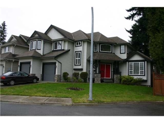 Main Photo: 3233 Ogilvie Crescent in Port Coquitlam: Woodland Acres PQ House for sale : MLS® # v985535