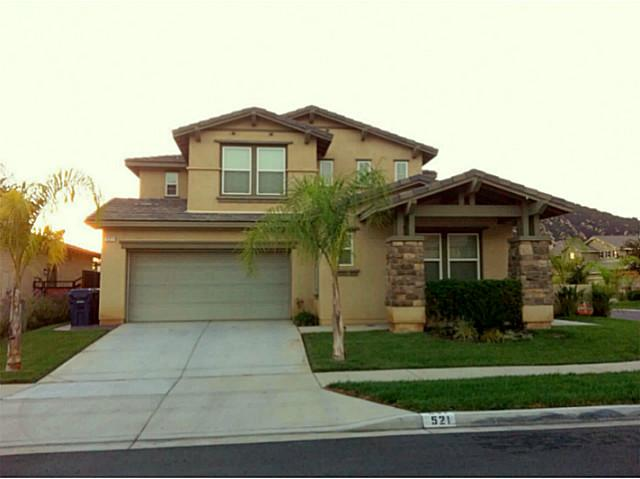 Main Photo: Residential for sale : 4 bedrooms : 521 Dana Ln in Escondido