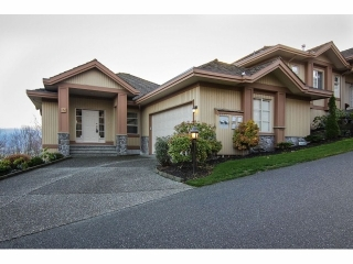 "Main Photo: 34 35931 EMPRESS Drive in Abbotsford: Abbotsford East Townhouse for sale in ""Majestic Ridge"" : MLS(r) # F1325808"