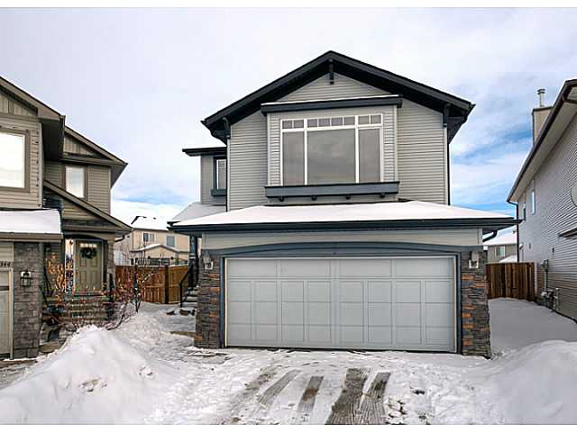 Main Photo: 340 NEW BRIGHTON Place SE in CALGARY: New Brighton Residential Detached Single Family for sale (Calgary)  : MLS(r) # C3596786