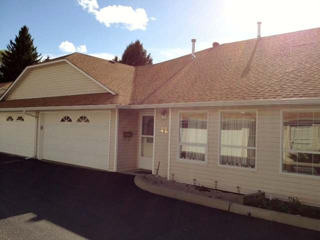 Main Photo: 42 1195 14TH STREET in : Brocklehurst Townhouse for sale (Kamloops)  : MLS® # 122036