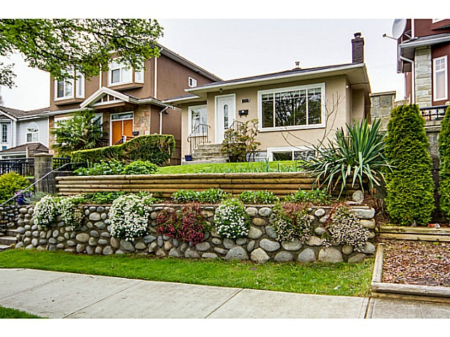 Main Photo: 5569 CULLODEN Street in Vancouver: Knight House for sale (Vancouver East)  : MLS® # V1061643