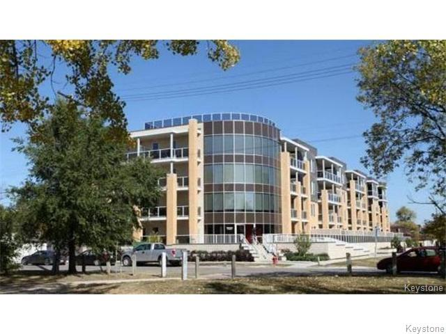 Main Photo: 770 Tache Avenue in WINNIPEG: St Boniface Condominium for sale (South East Winnipeg)  : MLS® # 1504569