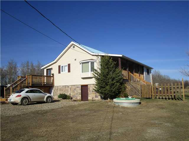 Main Photo: 5931 NORTH PINE Road in Fort St. John: Fort St. John - Rural W 100th House for sale (Fort St. John (Zone 60))  : MLS® # N244344