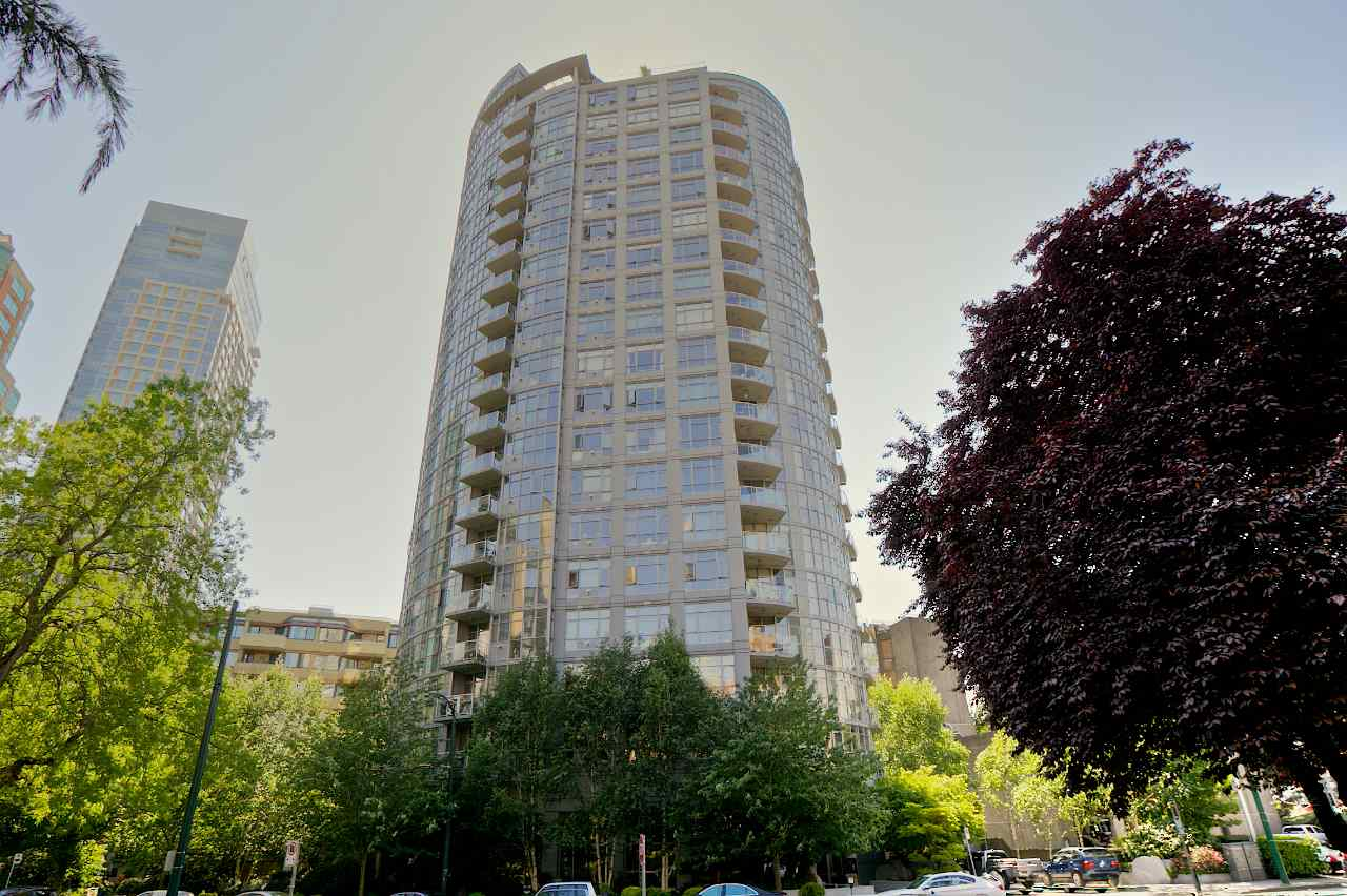 "Main Photo: 1105 1050 SMITHE Street in Vancouver: West End VW Condo for sale in ""Sterling"" (Vancouver West)  : MLS®# R2002085"