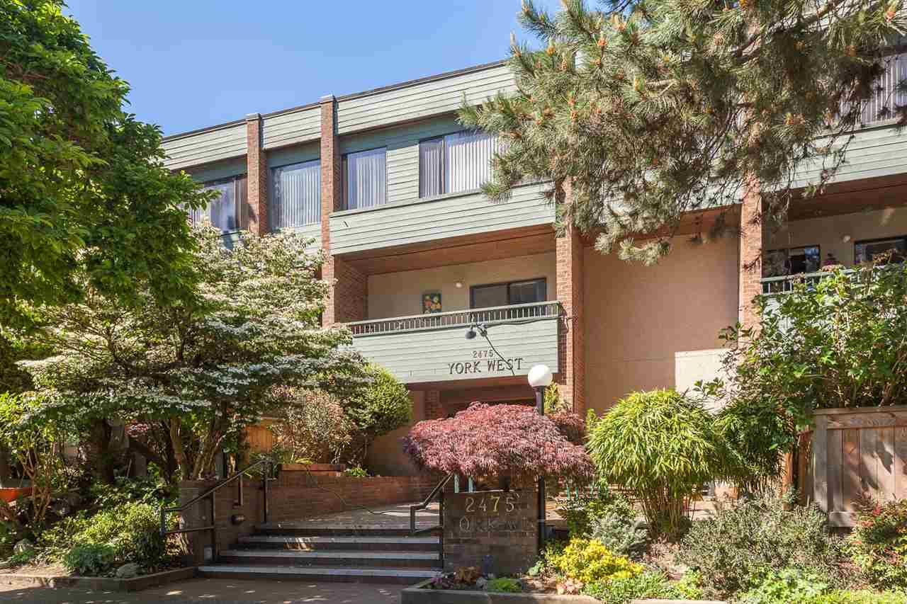 "Photo 19: 204 2475 YORK Avenue in Vancouver: Kitsilano Condo for sale in ""YORK WEST"" (Vancouver West)  : MLS(r) # R2068259"