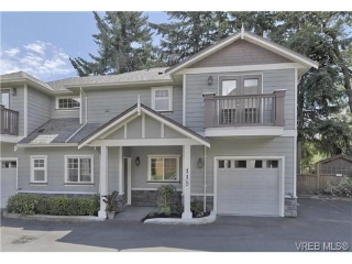 Main Photo: 115 937 Skogstad Way in VICTORIA: La Langford Proper Townhouse for sale (Langford)  : MLS(r) # 366410