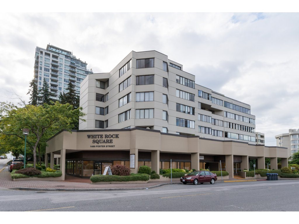 "Main Photo: 508 1480 FOSTER Street: White Rock Condo for sale in ""WHITE ROCK SQUARE 1"" (South Surrey White Rock)  : MLS® # R2105235"