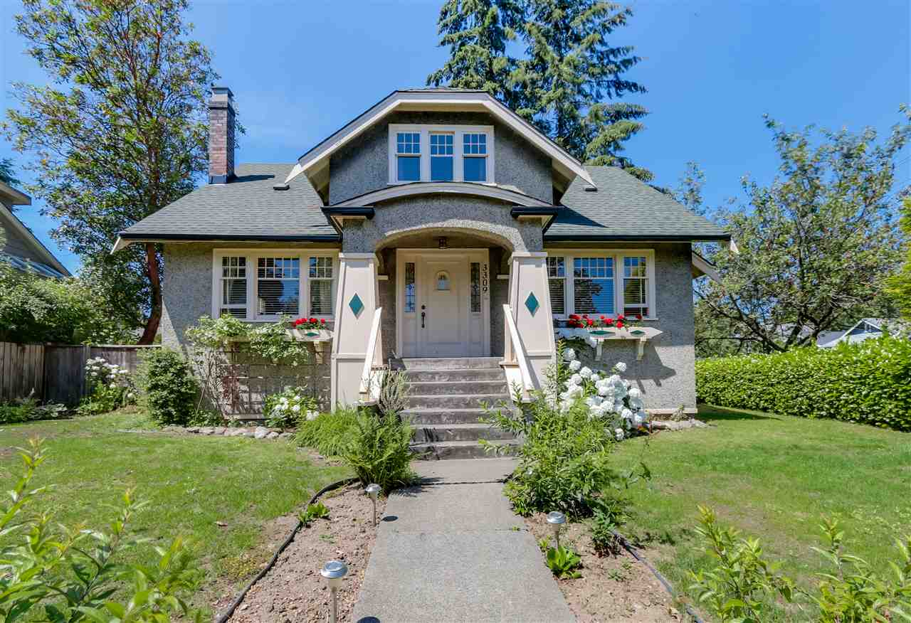 Main Photo: 3309 HIGHBURY Street in Vancouver: Dunbar House for sale (Vancouver West)  : MLS® # R2106207