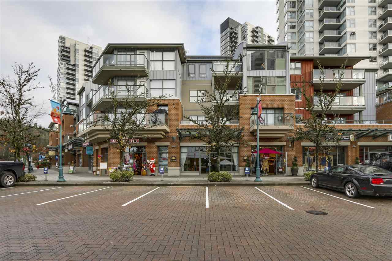 "Main Photo: 311 260 NEWPORT Drive in Port Moody: North Shore Pt Moody Condo for sale in ""MCNAIR"" : MLS® # R2125780"