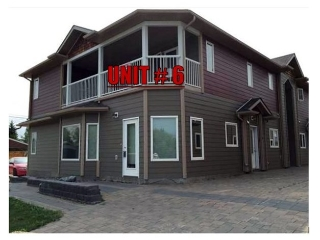 Main Photo: 6 10167 107 Street: Westlock Condo for sale : MLS® # E4054565