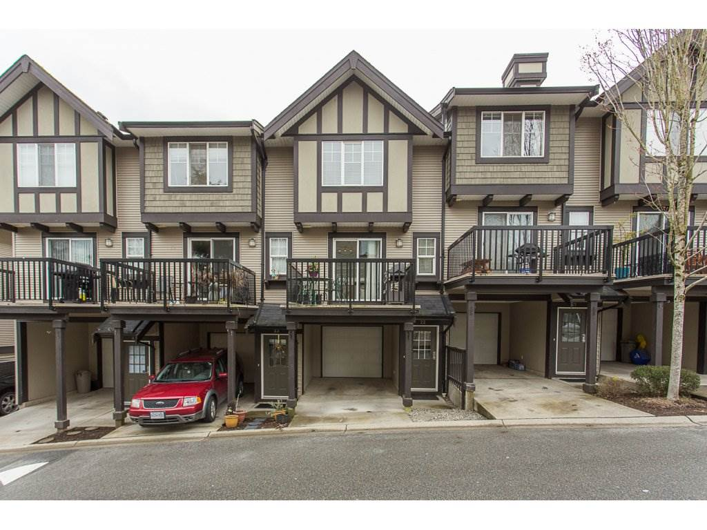 "Main Photo: 22 20176 68 Avenue in Langley: Willoughby Heights Townhouse for sale in ""STEEPLECHASE"" : MLS(r) # R2146576"