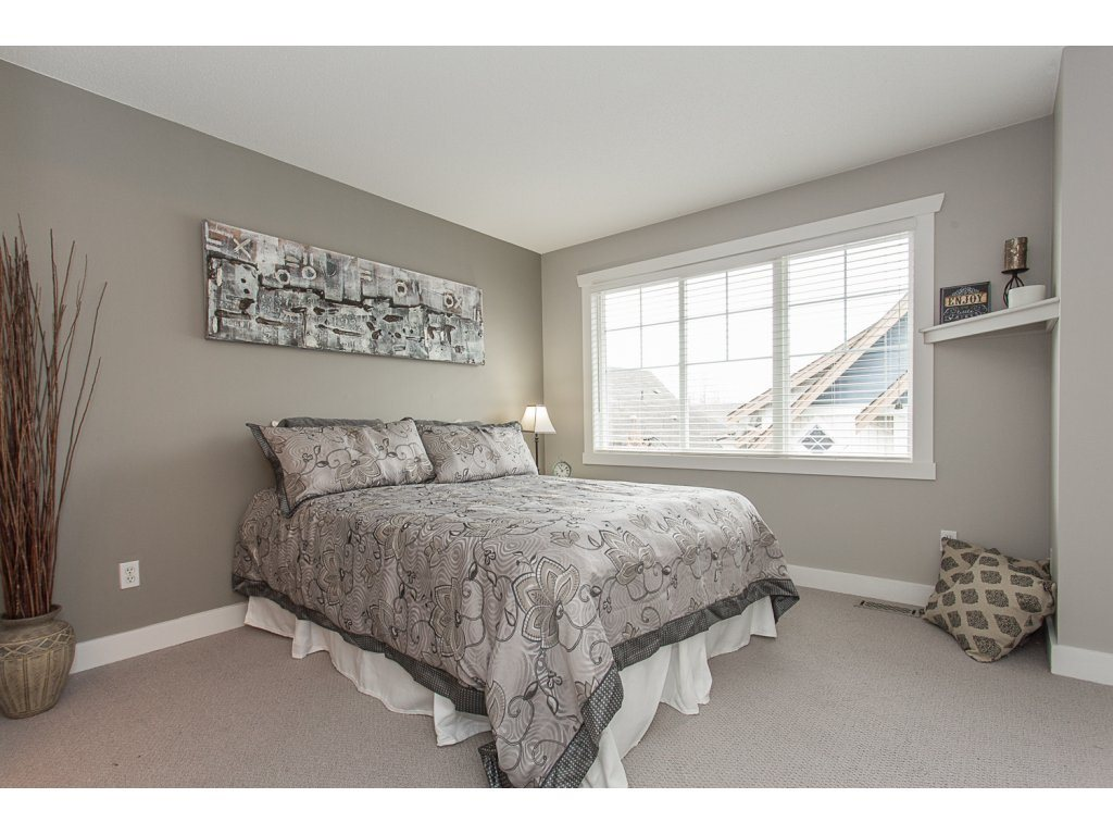 "Photo 11: 22 20176 68 Avenue in Langley: Willoughby Heights Townhouse for sale in ""STEEPLECHASE"" : MLS(r) # R2146576"