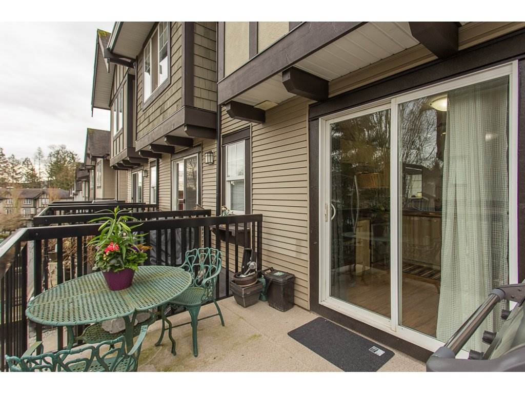"Photo 18: 22 20176 68 Avenue in Langley: Willoughby Heights Townhouse for sale in ""STEEPLECHASE"" : MLS(r) # R2146576"