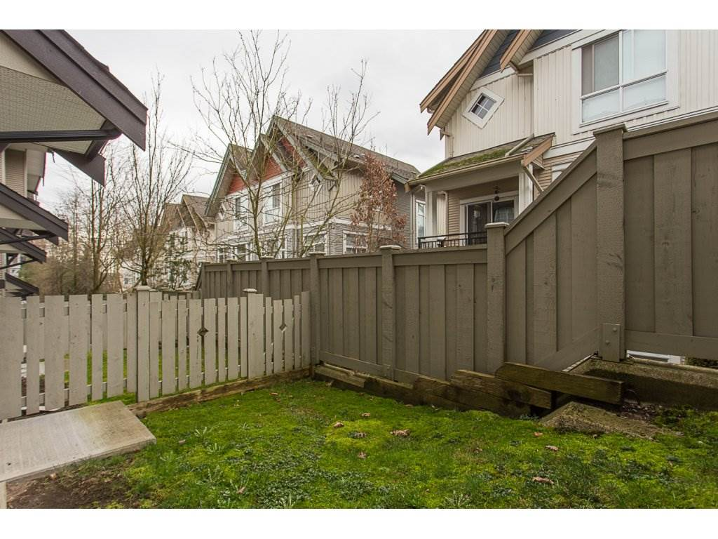 "Photo 20: 22 20176 68 Avenue in Langley: Willoughby Heights Townhouse for sale in ""STEEPLECHASE"" : MLS(r) # R2146576"