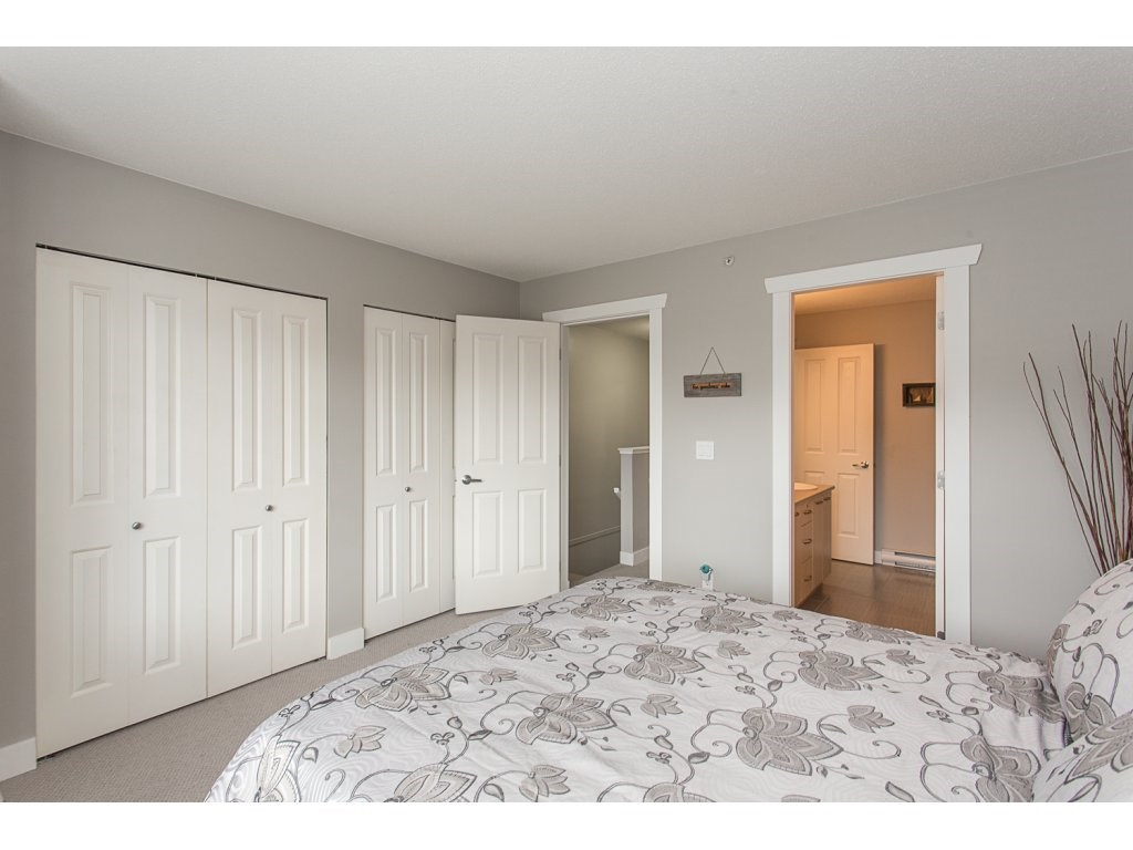 "Photo 12: 22 20176 68 Avenue in Langley: Willoughby Heights Townhouse for sale in ""STEEPLECHASE"" : MLS(r) # R2146576"