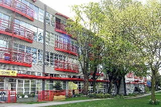 "Main Photo: 222 350 E 2ND Avenue in Vancouver: Mount Pleasant VE Condo for sale in ""MAIN SPACE"" (Vancouver East)  : MLS(r) # R2152124"