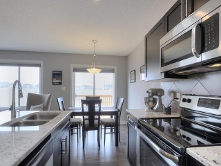 Main Photo: 1116 162 Street in Edmonton: Zone 56 House Half Duplex for sale : MLS(r) # E4058103