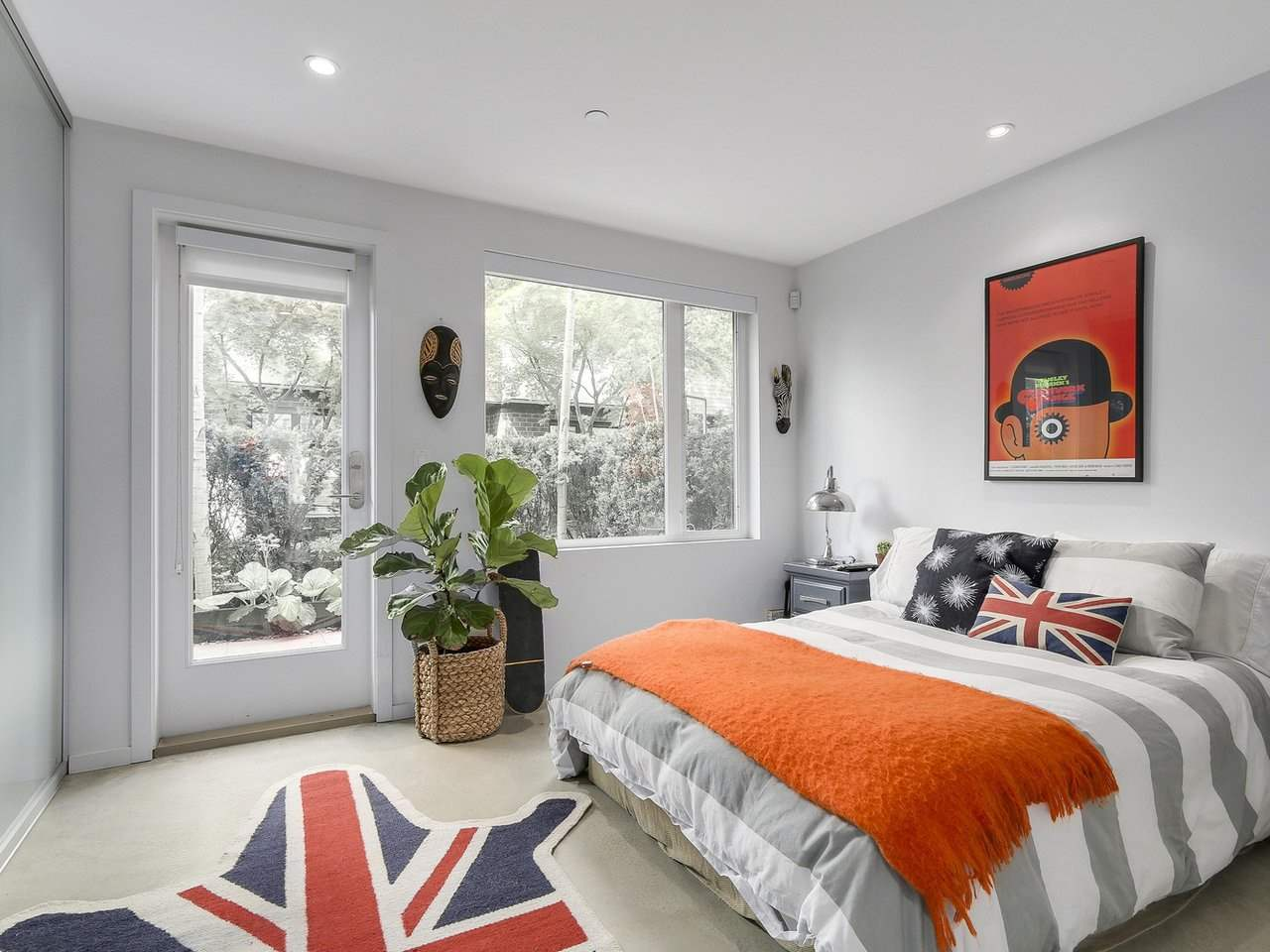 "Photo 17: 1887 W 2ND Avenue in Vancouver: Kitsilano Townhouse for sale in ""Blanc"" (Vancouver West)  : MLS® # R2164681"