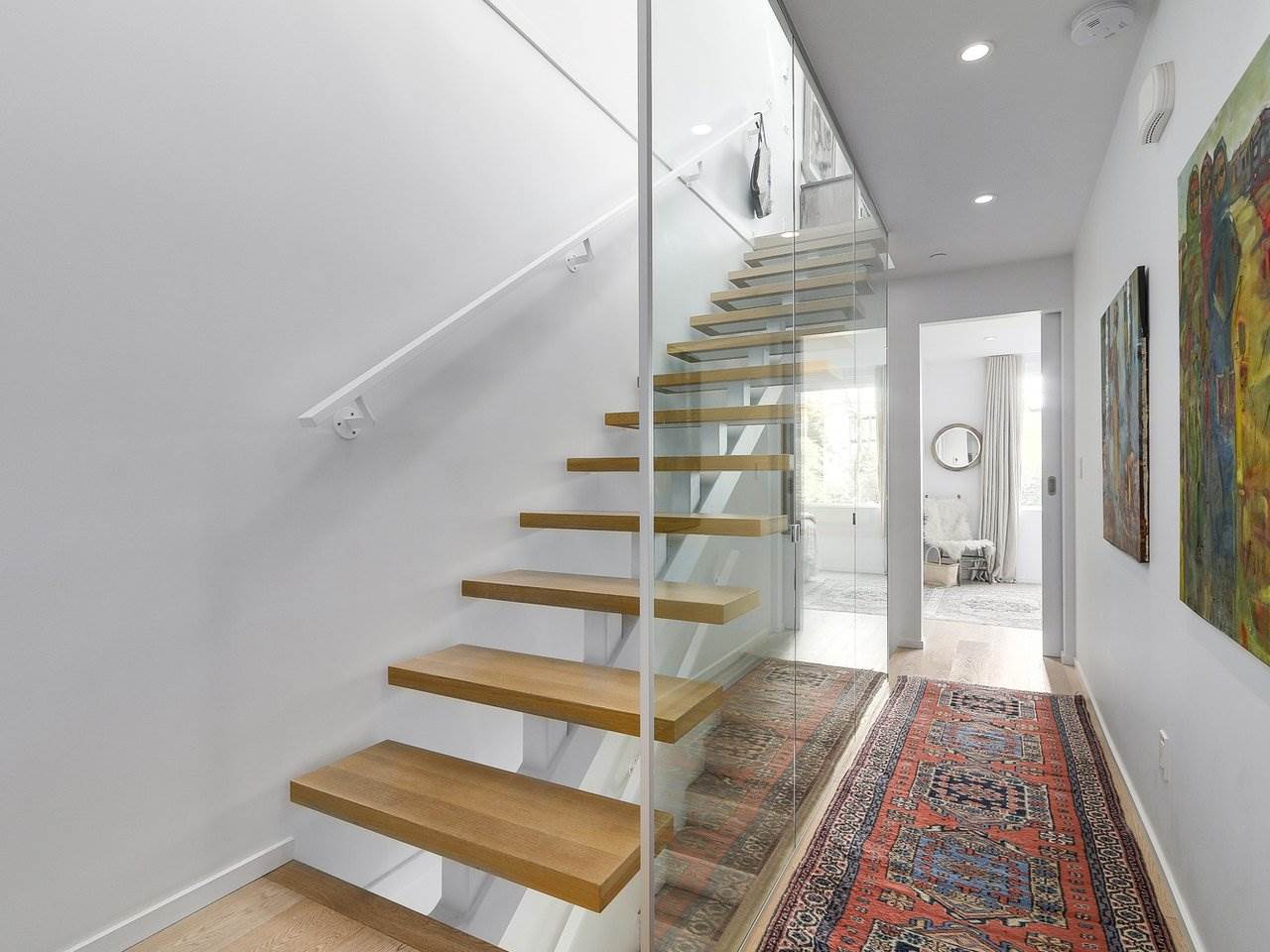"Photo 12: 1887 W 2ND Avenue in Vancouver: Kitsilano Townhouse for sale in ""Blanc"" (Vancouver West)  : MLS® # R2164681"