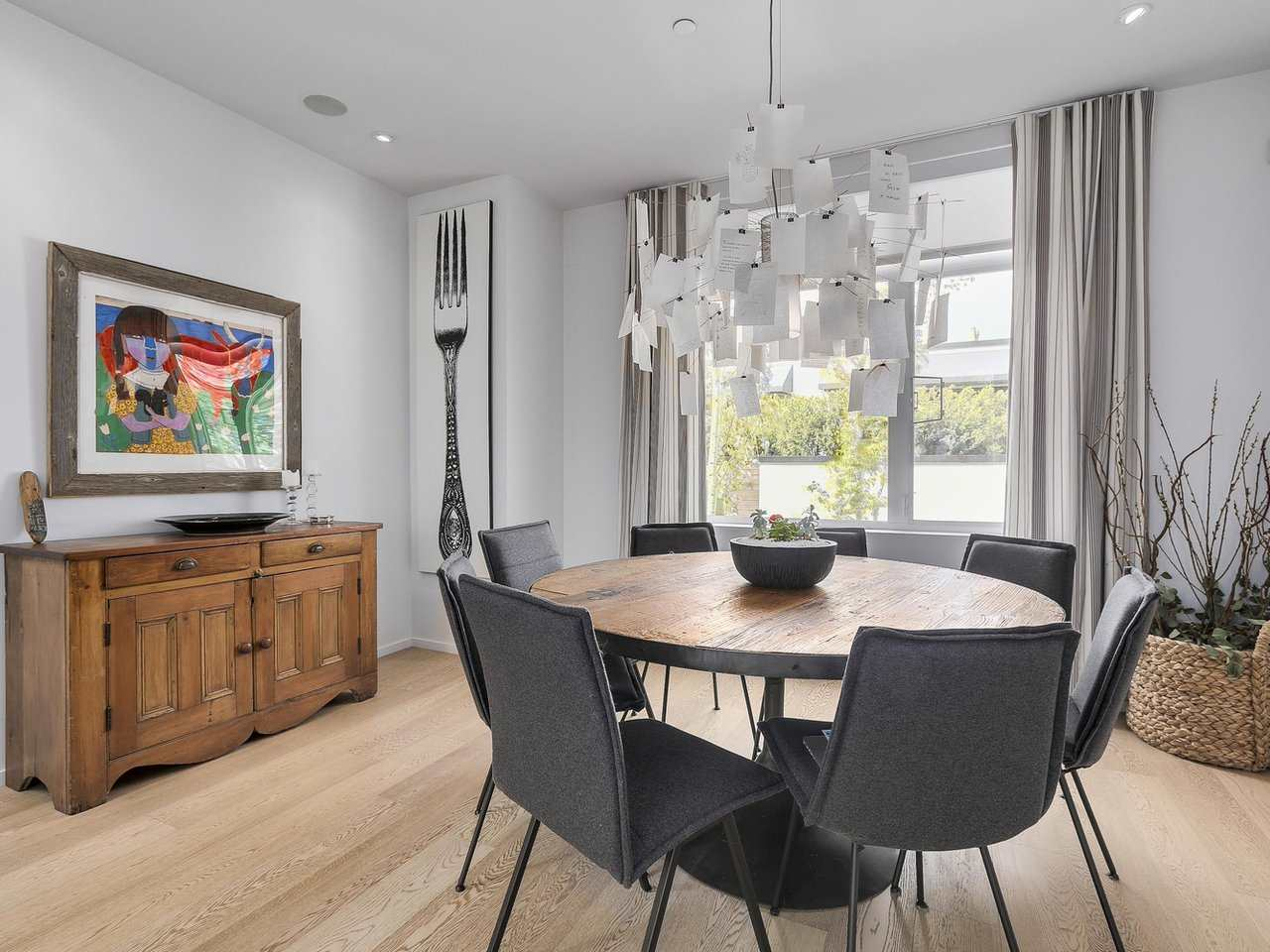 "Photo 4: 1887 W 2ND Avenue in Vancouver: Kitsilano Townhouse for sale in ""Blanc"" (Vancouver West)  : MLS® # R2164681"
