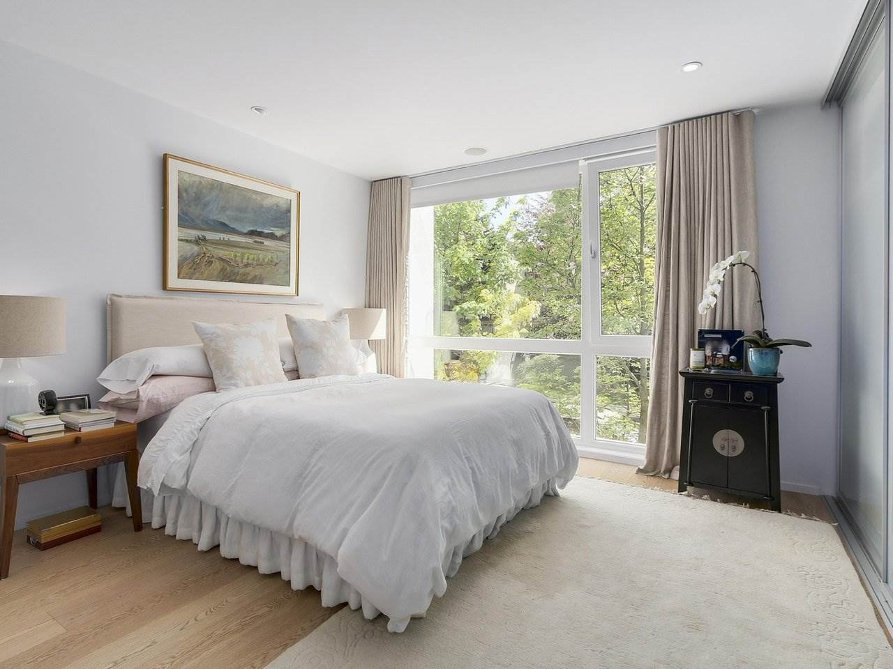 "Photo 8: 1887 W 2ND Avenue in Vancouver: Kitsilano Townhouse for sale in ""Blanc"" (Vancouver West)  : MLS® # R2164681"
