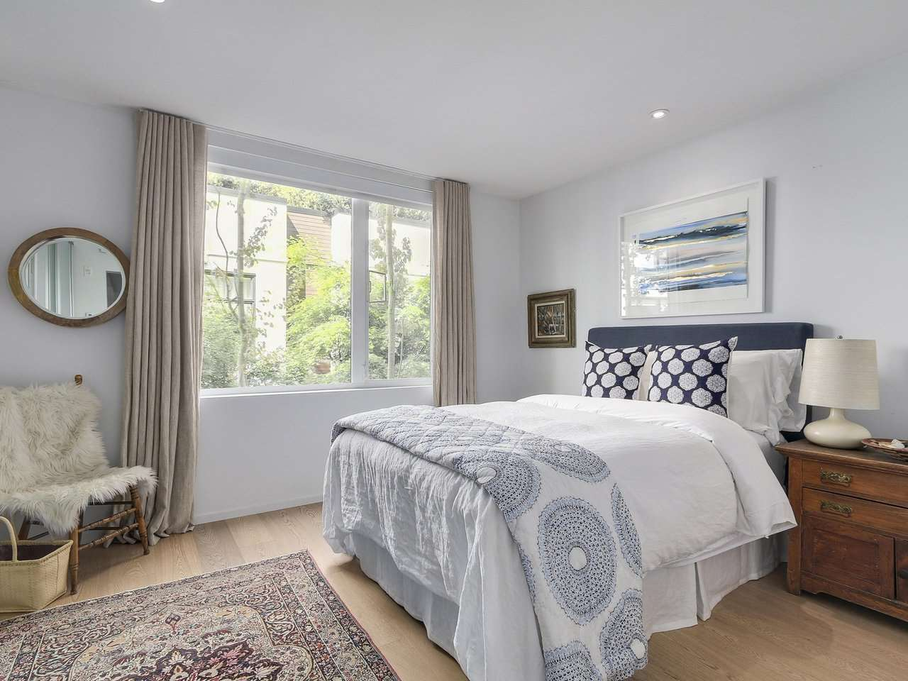 "Photo 10: 1887 W 2ND Avenue in Vancouver: Kitsilano Townhouse for sale in ""Blanc"" (Vancouver West)  : MLS® # R2164681"