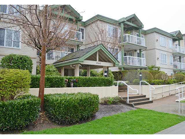 "Main Photo: 208 10665 139 Street in Surrey: Whalley Condo for sale in ""CRESTVIEW COURT"" (North Surrey)  : MLS® # R2177022"