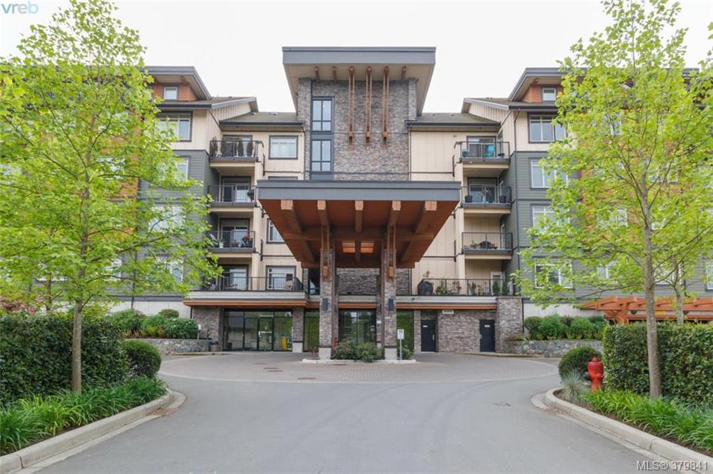 Main Photo: 512 623 Treanor Avenue in VICTORIA: La Thetis Heights Condo Apartment for sale (Langford)  : MLS(r) # 379841