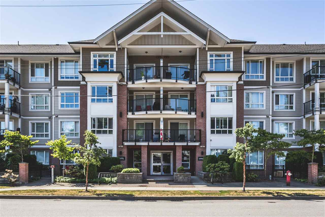 "Main Photo: 412 14960 102A Avenue in Surrey: Guildford Condo for sale in ""MAX"" (North Surrey)  : MLS® # R2187894"