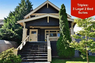 Main Photo: 2982 W 3RD Avenue in Vancouver: Kitsilano House for sale (Vancouver West)  : MLS(r) # R2188826
