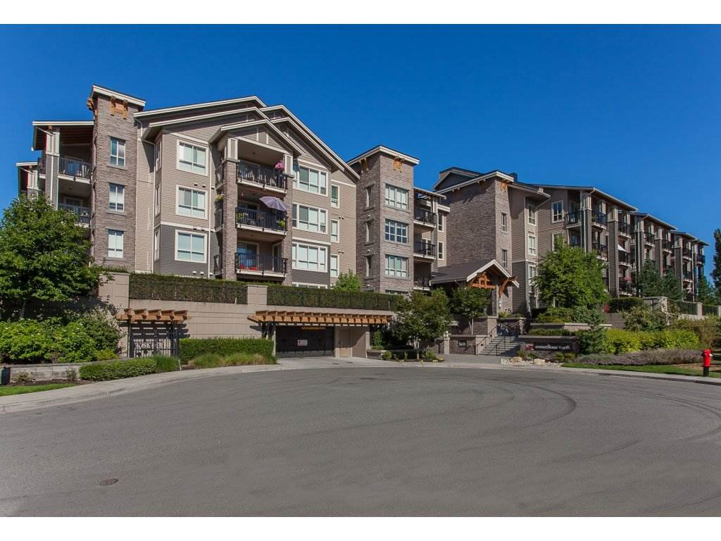 "Main Photo: 404 5655 210A Street in Langley: Salmon River Condo for sale in ""Cornerstone"" : MLS® # R2192196"