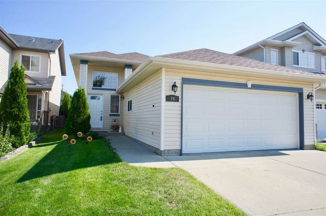 Main Photo: 26 BOXWOOD BEND: Fort Saskatchewan House for sale : MLS® # E4078056