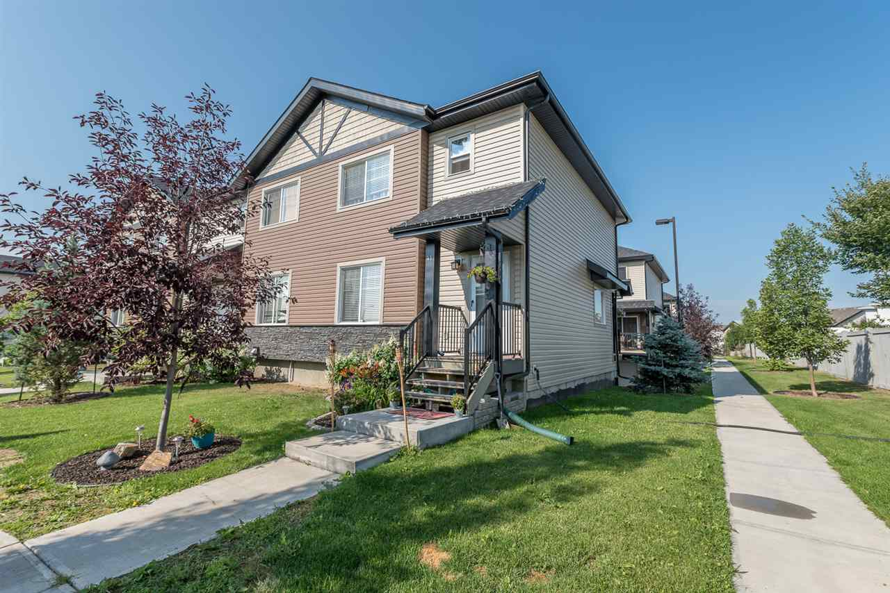 Main Photo: 41 8716 179 Avenue in Edmonton: Zone 28 Townhouse for sale : MLS® # E4078440