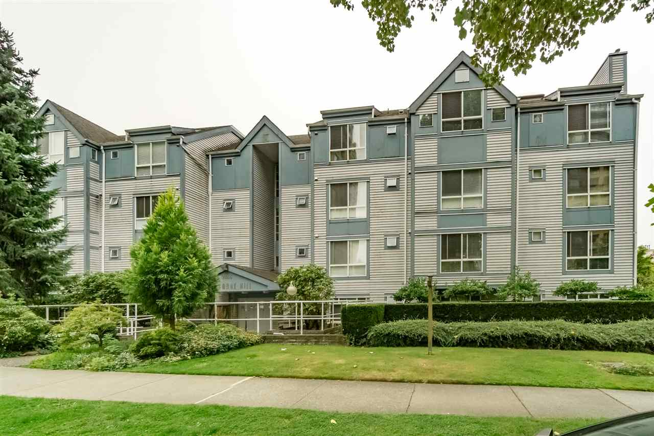 "Photo 1: 105 7465 SANDBORNE Avenue in Burnaby: South Slope Condo for sale in ""SANDBORNE HILL"" (Burnaby South)  : MLS® # R2204100"