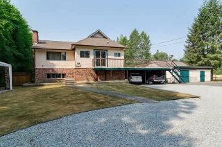 Main Photo: 22995 74 Avenue in Langley: Salmon River House for sale : MLS® # R2220723