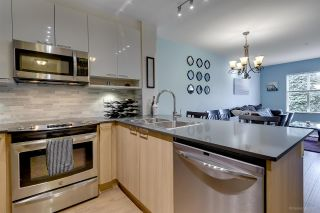 "Main Photo: 307 210 LEBLEU Street in Coquitlam: Maillardville Condo for sale in ""MACKIN PARK"" : MLS® # R2221827"